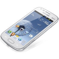 """Samsung Galaxy S Duos official for those who like to """"juggle work and play"""" with two SIM cards at once"""