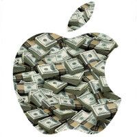 Apple breaks $600 billion market cap threshold