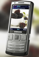 Samsung I7110 is a slim S60 smartphone