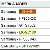 Mysterious Samsung EK-GC100 device with Jelly Bean shows in WAP filing carrying 1024x600 pixels screen