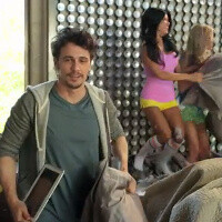 Samsung signs James Franco for its newest Galaxy Note 10.1 ad, getting more celebrities on board