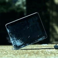 Here's what happens when your screen shatters