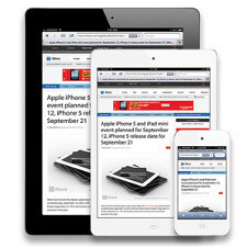 iPad mini concept puts true-to-rumor tablet alongside real iPad, iPhone