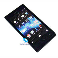 Sony Xperia J gets previewed, photographed from all sides