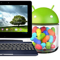 Asus Transformer Pad Infinity and TF300T are now getting updated Android 4.1 Jelly Bean