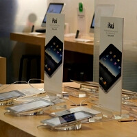 Apple retailers in Europe told to make more iPad space
