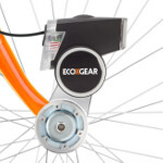 Pedal your smartphone's battery back to 'full' with the ECOXPOWER