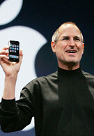Apple is #3 manufacturer by revenue according to Steve Jobs