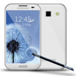 Samsung Galaxy Note II: Mock-up time!