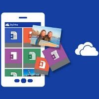 SkyDrive app arrives on Android