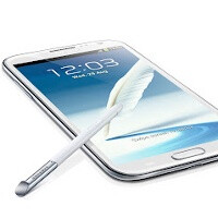 Samsung Galaxy Note II vs Galaxy S III vs Galaxy Note vs LG Optimus Vu: spec comparison