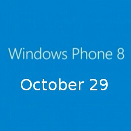 Windows Phone 8 release date to be October 29th, devices arriving early November