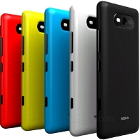 Alleged Nokia Windows Phone 8 handsets leak in jolly colors, one might be the midrange Arrow