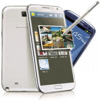 Galaxy Note II or a Galaxy S III? Let us help you decide