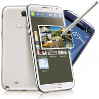 Galaxy Note II or a Galaxy S III? Let us help you decide