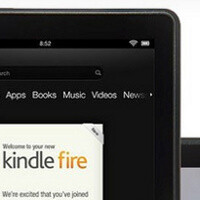 More images of the upcoming new Amazon Kindle Fire surface: coming with Skype support