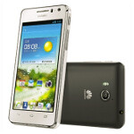 Huawei unleashes the large-screened Ascend G600