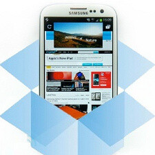 Samsung Galaxy Note II and Galaxy Camera getting 50GB of Dropbox cloud storage, free for 2 years