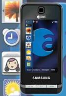 Alltel announced the Samsung Delve