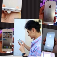 Chinese ex-teen idol Jimmy Lin leaks what he claims is the iPhone 5 on Weibo