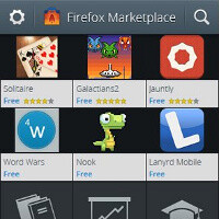 Firefox OS Marketplace leaks out, one step closer to launch next year