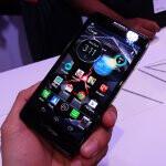 Motorola DROID RAZR HD hands-on