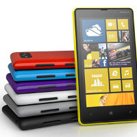 Nokia Lumia 920 vs Samsung ATIV S vs Nokia Lumia 820 vs Lumia 900: spec comparison