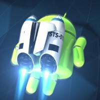 There are now 1.3 million Android devices activated across the world daily