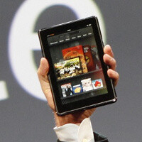 Amazon Kindle Fire 2 to be based on Android 4.0 Ice Cream Sandwich?