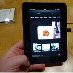 Amazon Kindle Fire HD 7-inch hands-on