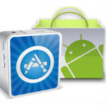 Who pays for apps on Android and iOS?