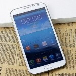 Samsung to offer Chinese market dual-SIM version of GALAXY Note II