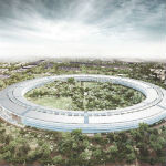 Amazing new detailed sketches of Apple's spaceship campus