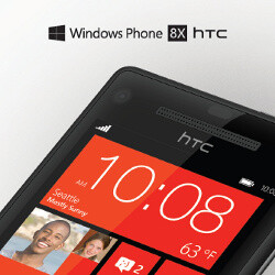 HTC 8X running Windows Phone 8 surfaces, coming to T-Mobile?