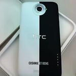Limited edition HTC One X for AT&T, designed by Cushnie Et Ochs, up for bids on eBay