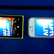 Nokia Lumia 920 vs iPhone 4S video image stabilization comparison