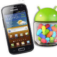 Samsung skipping ICS update, goes directly to Jelly Bean on Galaxy Ace 2