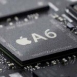 iPhone 5 circuit board pictured, A6 processor, LTE radio exposed