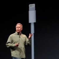 Apple marketing head Phil Schiller explains why iPhone 5 has no NFC or wireless charging, but a new connector