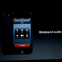 Three microphones and HD voice support make the iPhone 5 the best calling devices from Apple yet