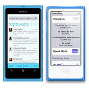 Nokia Lumia 800 vs iPod nano: spot the differences