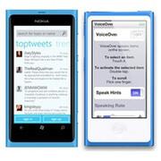 Nokia Lumia 800 vs iPod nano: spot the differences