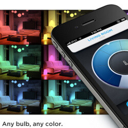 LiFX wireless and colorful smartphone-controlled light bulb promises to bring the future of lighting on Kickstarter