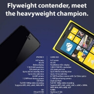Nokia fans come up with their own version of Samsung's iPhone 5 attack ad