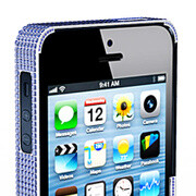 Natural sapphires, rubies make this $100,000 iPhone 5 case sparkle