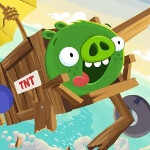 Bad Piggies trailer shows the pigs are hams; Rovio's new game set to debut on September 27th