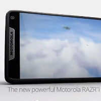 Motorola RAZR i promo video surfaces