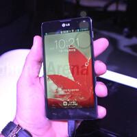 LG Optimus G unboxing