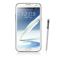 Samsung Galaxy Note II announced for AT&T, Verizon, Sprint, T-Mobile, U.S. Cellular