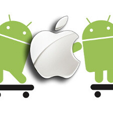 Android has four times more market share than iPhone globally